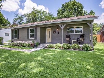 Richardson Single Family Home For Sale: 740 Scottsdale Drive