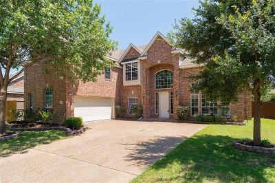 Hurst Single Family Home For Sale: 409 Dalton Drive