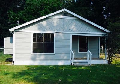 Canton TX Single Family Home Active Option Contract: $135,000