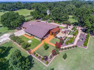 Burleson Single Family Home For Sale: 3421 Trails End Road