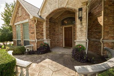 Garland Single Family Home For Sale: 1806 Saint James Place