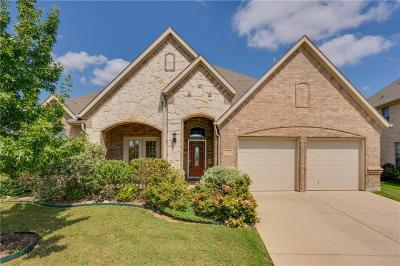 Fort Worth Single Family Home For Sale: 2501 Trailhead Drive