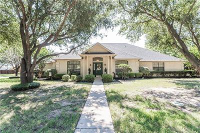 Kaufman Single Family Home Active Contingent: 2101 Lajolla Drive