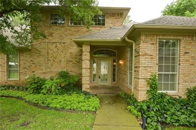 Fort Worth Single Family Home For Sale: 8913 Sunrise Point Court