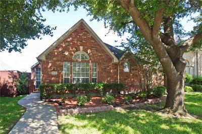 Plano TX Single Family Home Active Option Contract: $295,000
