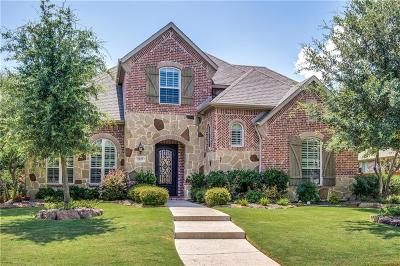 Allen Single Family Home For Sale: 2129 Waterrock Drive