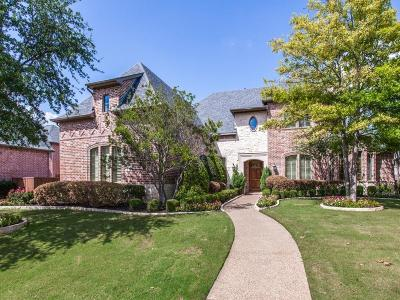 McKinney Single Family Home For Sale: 401 Isleworth Lane