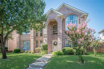 McKinney Single Family Home Active Option Contract: 5008 Vineyard Lane