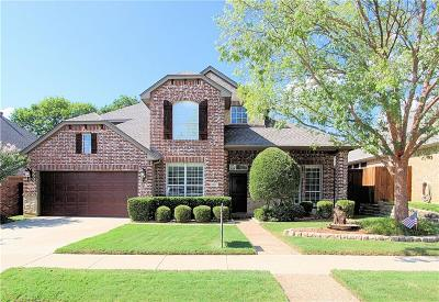Hickory Creek Single Family Home Active Contingent: 114 Belton Drive