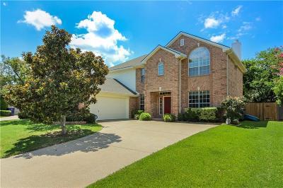 Garland Single Family Home For Sale: 417 Saddlebrook Drive