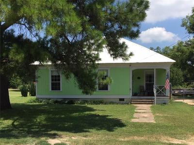 Comanche County Single Family Home For Sale: 602 N Clark Street