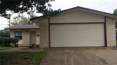 Garland Single Family Home For Sale: 3502 Cherryhill Lane