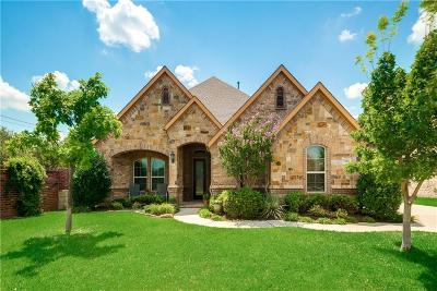 North Richland Hills Single Family Home Active Option Contract: 7601 Grace Drive