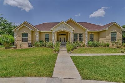 Arlington Single Family Home Active Option Contract: 7000 Forest Mist Drive