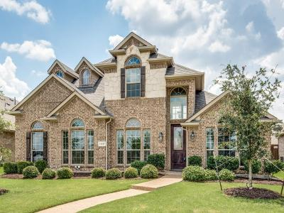 Frisco Single Family Home Active Option Contract: 11347 Glen Rose Drive
