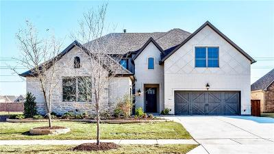 Frisco Single Family Home For Sale: 944 Stampede Drive