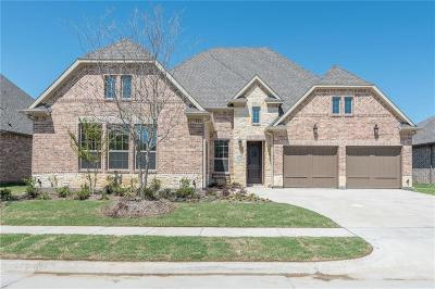 The Colony Single Family Home For Sale: 2717 Waterford