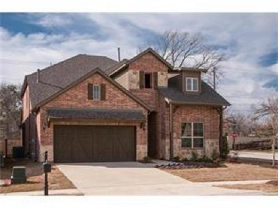 Keller Single Family Home For Sale: 8776 Quiet Path