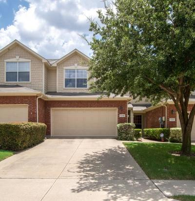 Plano Townhouse Active Option Contract: 7236 Rembrandt Drive