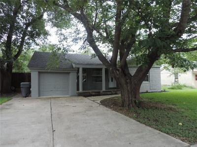 Single Family Home Active Option Contract: 3619 Durango Drive