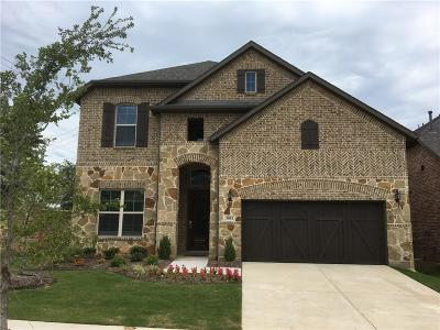 Keller Single Family Home For Sale: 3001 Crestwater Ridge