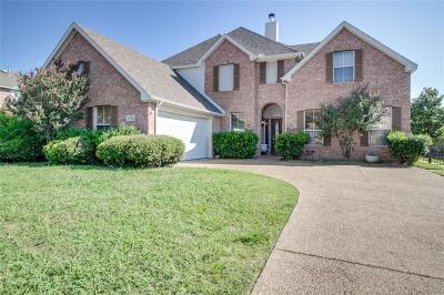 Rowlett Single Family Home For Sale: 4114 Lakeside Drive
