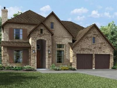 The Colony Single Family Home For Sale: 3736 Nottingham