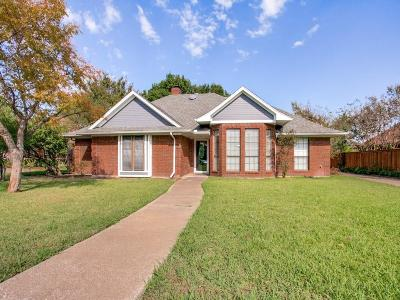 Garland Single Family Home For Sale: 2109 Meadowview Drive