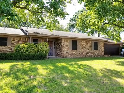 Keene Single Family Home For Sale: 308 Woodlawn Drive