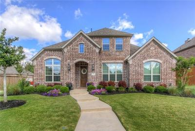 Frisco Single Family Home Active Option Contract: 8519 Markham Drive