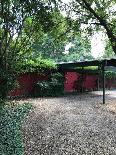 Dallas Single Family Home For Sale: 6206 Royal Lane