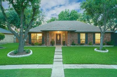 Garland Single Family Home For Sale: 2509 Idlewood Drive