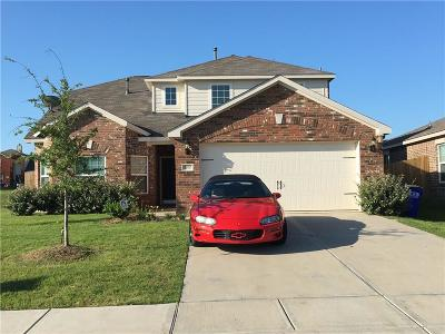 Forney TX Single Family Home Sold: $215,000