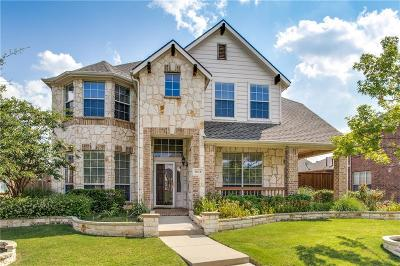 Frisco Single Family Home Active Option Contract: 5611 Kirkhaven Drive