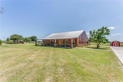 Cleburne Single Family Home For Sale: 7470 County Road 1202