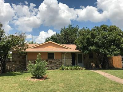 Plano Single Family Home For Sale: 1721 Debbie Drive