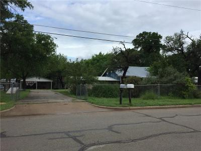 Somervell County Single Family Home Active Contingent: 304 Paluxy Street #B