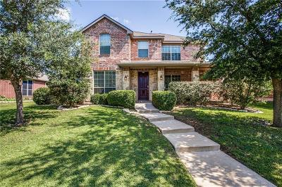 Rowlett Single Family Home For Sale: 7901 Amesbury Lane