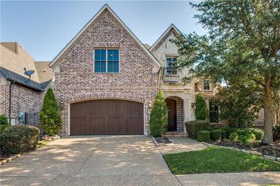 Frisco Single Family Home For Sale: 5532 Travis Drive