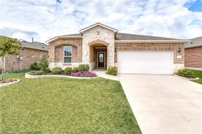 Frisco Single Family Home Active Option Contract: 2840 Oyster Bay Drive