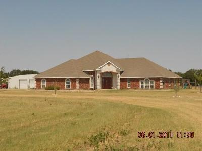 Navarro County Single Family Home For Sale: 6500 NW County Road 1300