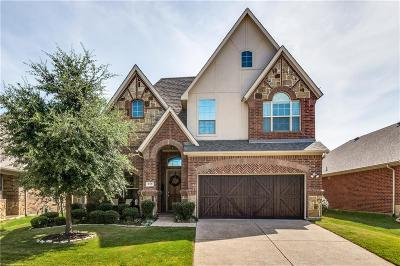 Lewisville Single Family Home For Sale: 225 Brutus Boulevard