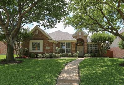 Plano TX Single Family Home Active Option Contract: $274,900