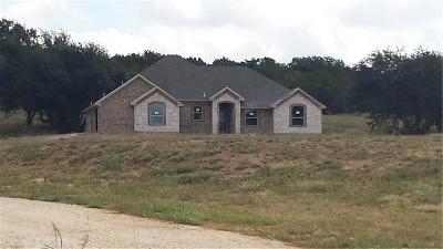 Stephenville Single Family Home Active Contingent: 2855 County Road 491