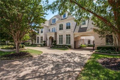 Southlake Single Family Home For Sale: 815 Independence Parkway
