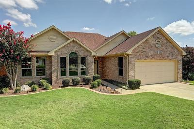 McKinney Single Family Home Active Contingent: 1418 Courtland Lane
