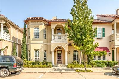 Colleyville Townhouse For Sale: 38 Piazza Lane