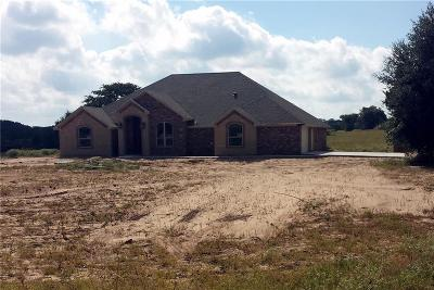 Erath County Single Family Home For Sale: 9545 County Road 179