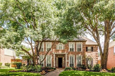 Plano Single Family Home For Sale: 5921 Kensington Drive