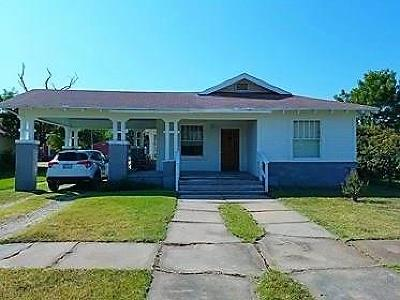 Eastland County Single Family Home For Sale: 503 W 17th Street